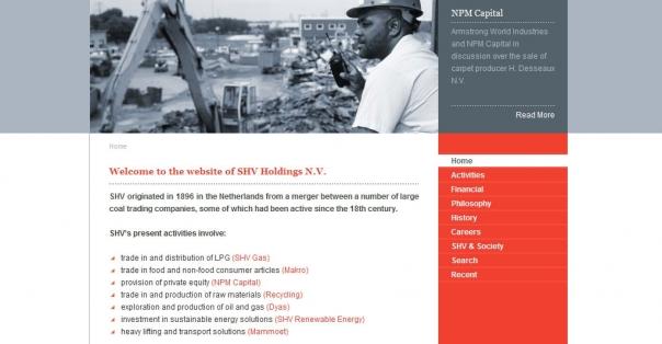 SHV Holdings N.V.
