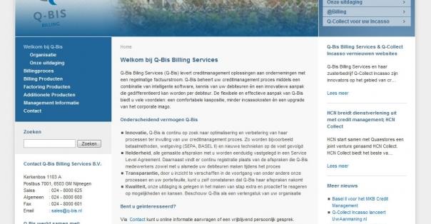 Q-Bis Billing Services B.V.