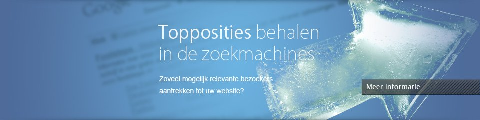 Topposities behalen in de zoekmachines
