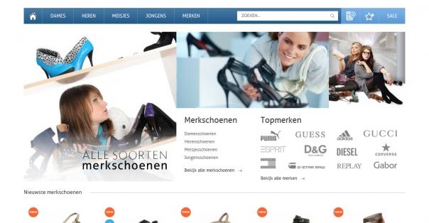 Merkschoenenonline.nl