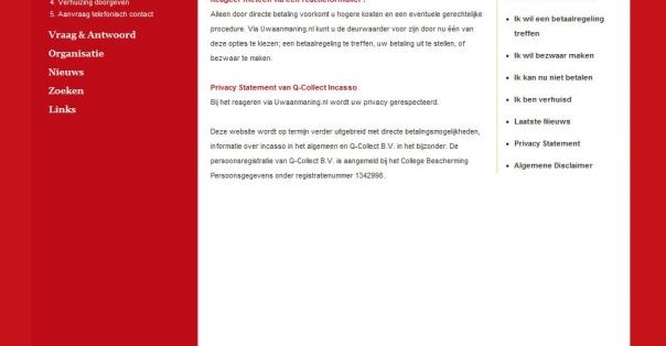 Uwaanmaning.nl