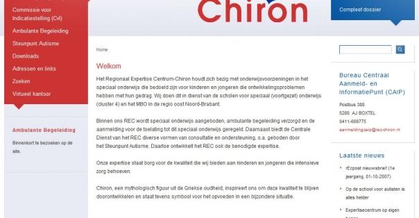 Regionaal Expertise Centrum-Chiron