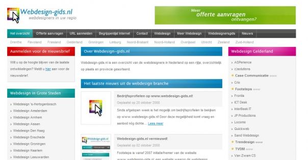 Webdesign-gids.nl