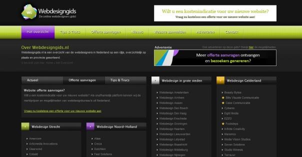 Webdesigngids.nl