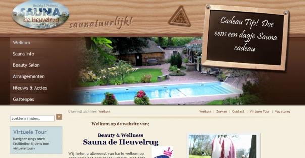 Sauna de Heuvelrug