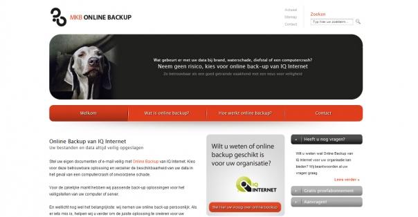 MKB Online backup