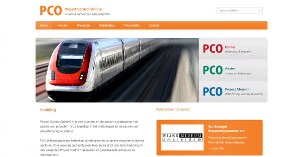 Project Control Online