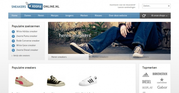 Sneakers koop je online